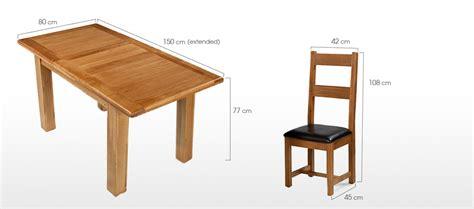 Barham Oak 120 150 Cm Extending Dining Table And 4 Chairs Extending Dining Table And Chairs