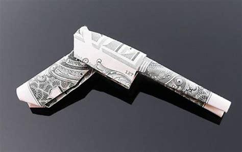 Dollar Bill Origami Sword - gorgeous dollar bill origami 35 pics izismile