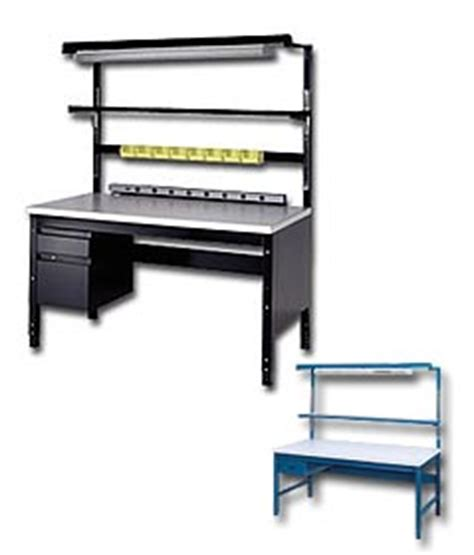 electronic workstation bench industrial workbench heavy duty workbenches on sale