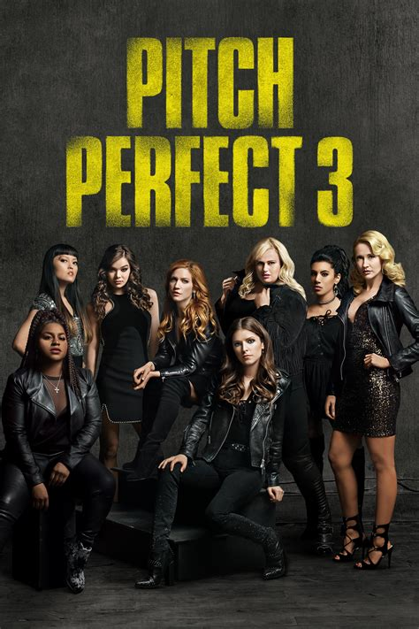 what movies are out pitch perfect 3 by ruby rose pitch perfect 3 2017 posters the movie database tmdb