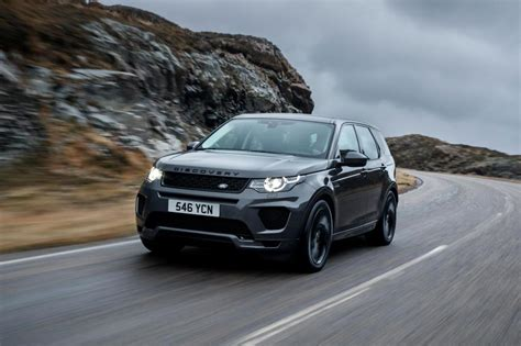 new land rover discovery sport land rover introduces new engines for 2018 evoque and
