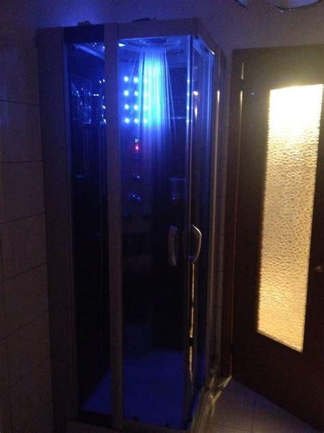 doccia attrezzata foto gabina doccia attrezzata di tecno global impianti