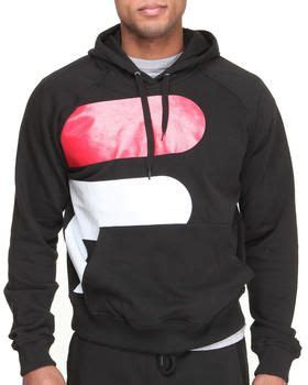 Pullover Hoodie Fila shops and fashion on