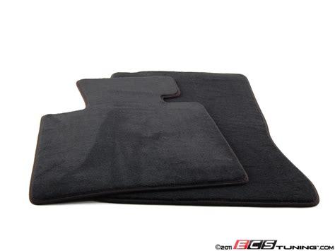 genuine bmw 51477030765 velour floor mats black