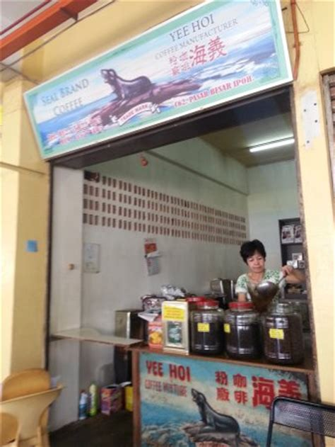 Coffee Bean Malaysia guan heong biscuit shop ipoh malaysia top tips before