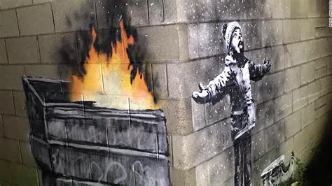 banksy confirms hes   mural  port talbot