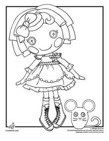 lalaloopsy coloring pages lalaloopsy coloring pages