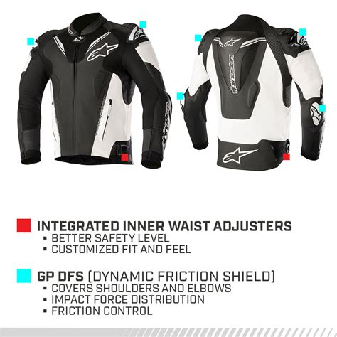 Atem V3 Leather Jacket atem v3 leather jacket alpinestars