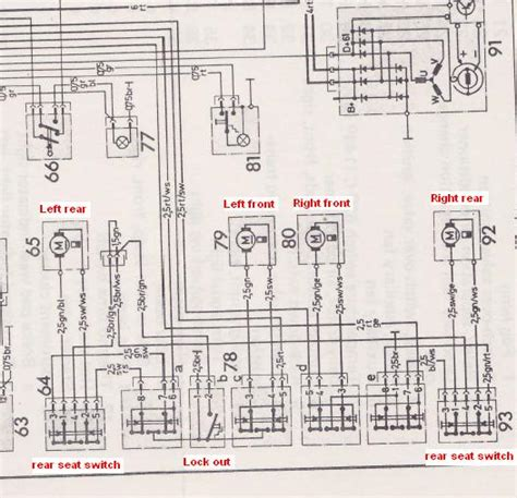 1976 mercedes 450sl wiring diagram imageresizertool