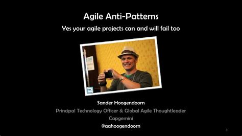 anti pattern lyrics after the burial agile anti patterns yes your agile projects can and will