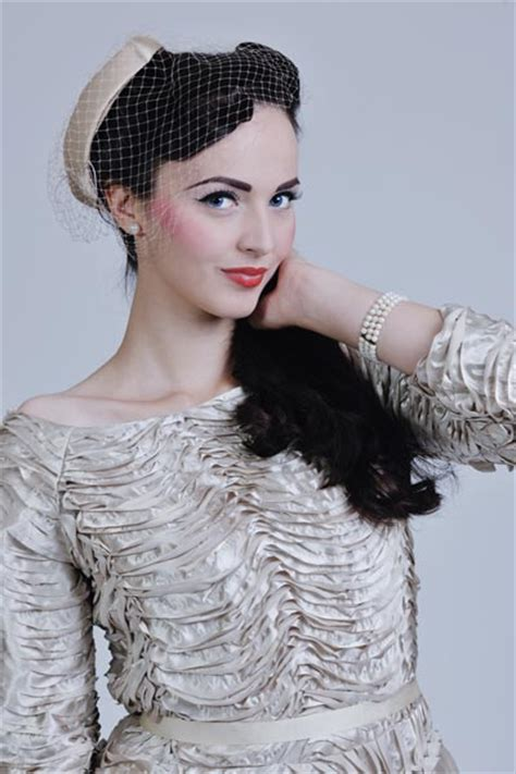 Vintage Wedding Hairstyles 2012 by Vintage Wedding Hairstyles