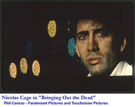 film nicolas cage ambulance bring out the dead review