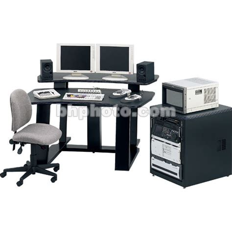 Digital Desk by Winsted E4520 59 Quot Wide Digital Desk With 24 5 Quot E4520