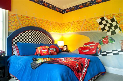 chambre cars disney 10 chambres version disney
