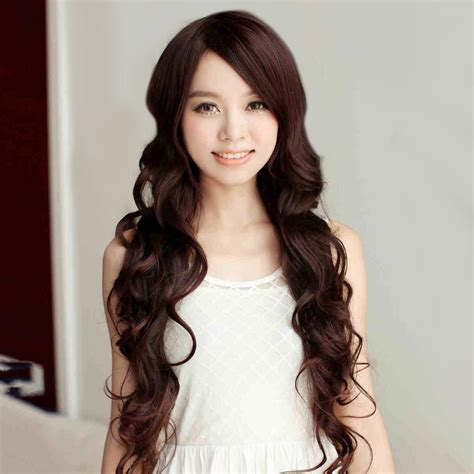 waivy korean hair style prime best style best korean girl wavy hairstyle fade