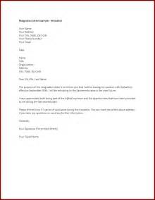 Short letter of resignation sample resignation letter relocation jpg