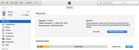 iphone veya ipod recovery recovery tuşu kilit kodu 231 246 z 252 m 252 format atma sıfırlama