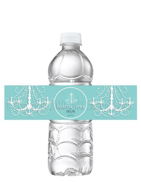 free printable bridal shower water bottle labels 4 best images of bridal shower printable labels free