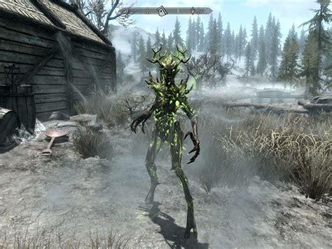 skyrim spriggan armor mod spriggan follower mod image mod db