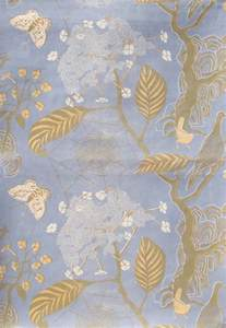 Pineapple Home Decor wallpaper by marthe armitage coombs design