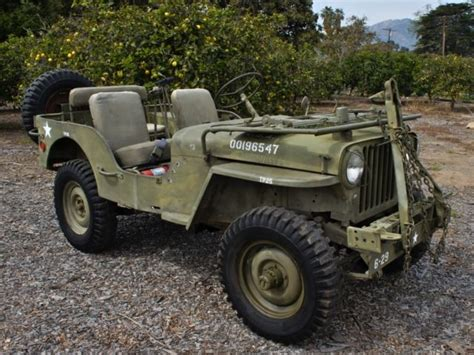 1948 Jeep Willys 1948 Jeep Willys Cj2a Jeeps For Sale Jeep