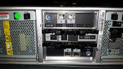 Netapp Add Disk Shelf by Netapp Ds14 Mk2 Fibre Channel Disk Shelf No Hdds 14x Trays