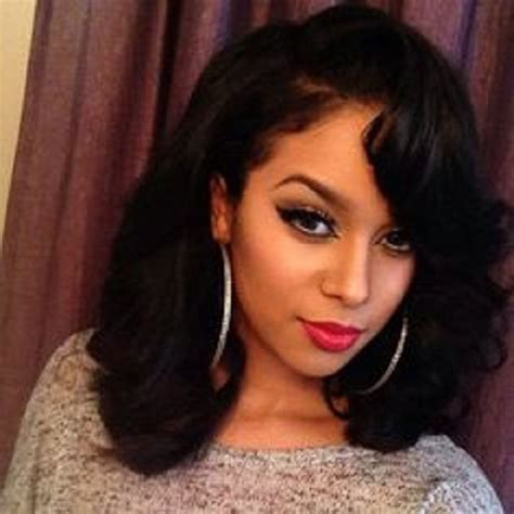 weaves for african americans shoulder length weaves hairstyle hair and make up
