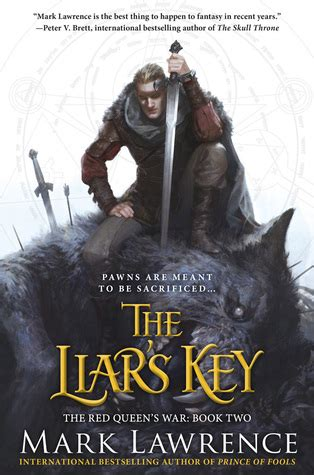 the liar s key the s war 2 by