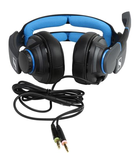 Ad340 Sennheiser Gaming Headset Gsp300 For Pc Mac P Kode Gute206 sennheiser gsp300 gaming headset newegg