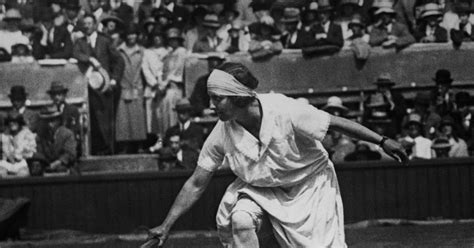 Mr And Mrs Flintoff Model For George At Asda by Mrs George Wightman 1924 Photos Tennis Fashion