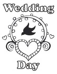 wedding coloring pages free wedding coloring pages az coloring pages