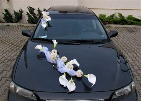 Hochzeitsdekoration Auto by 36 Coole Ideen F 252 R Autoschmuck Zur Hochzeit Archzine Net