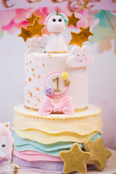 kara s party ideas baby unicorn cake from a baby unicorn
