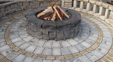 belvedere pit burnco belvedere firepit kit and circle kit inspiring