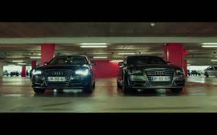 Transporter Audi S8 Audi S8 The Transporter Refueled 2015