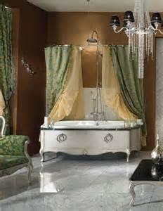 Romantic bathroom decor comfortable home design
