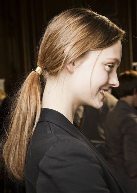 thin hair pony tail 6 sexy ponytail styles