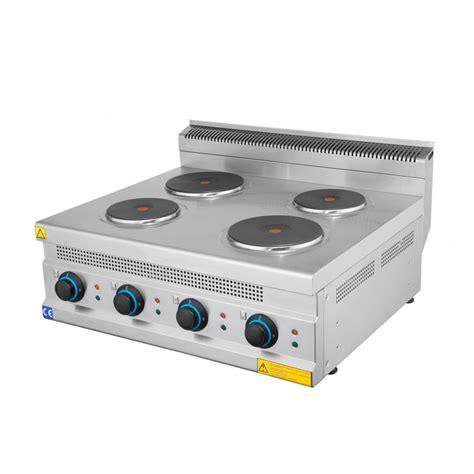 piastre cucina cucina elettrica da banco 4 piastre