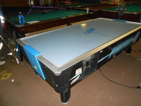 table hockey for sale proton air hockey table with side scoring for sale by