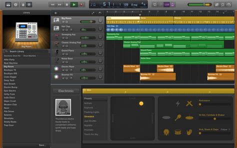 Garageband Track Garageband On The Mac App Store
