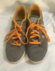 adidas neo s size 9 grey suede casual lifestyle tennis shoes ebay