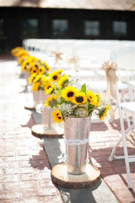 32 best images about Wedding Ideas Using Pails & Buckets