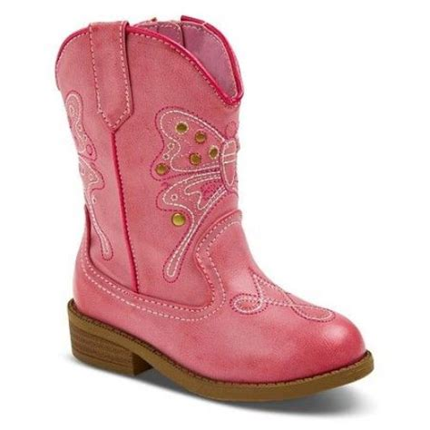 toddler cowboy boots size 7 toddler pink cowboy boots darcy