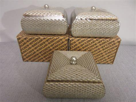 cornici bussolari ask confaetti giftbox cecilia bussolari 3 st auktionet