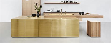 brass kitchen multiform s form 45 kitchen a the cool