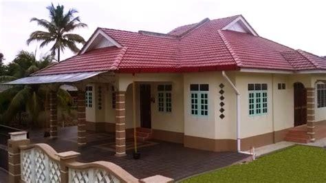 desain rumah sederhana  kampung  terlihat cantik  mewah youtube