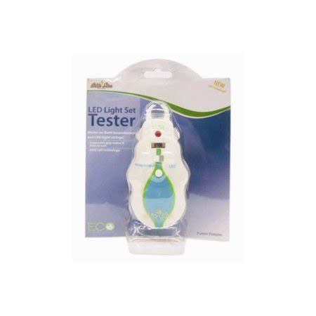 christmas lights tester walmart white led and incandescent light bulb tester walmart