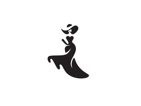 fashion design logos image woman by matthieumartigny dribbble