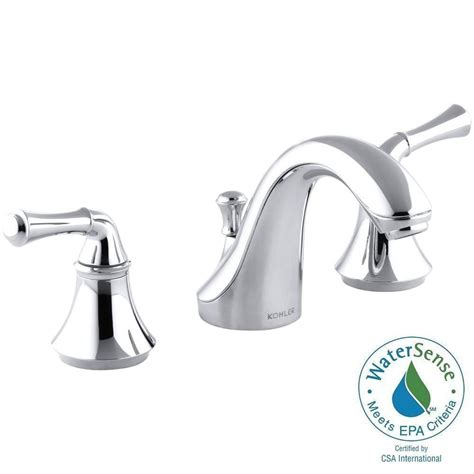 Forte Faucet by Kohler Forte 8 In Widespread 2 Handle Low Arc Water