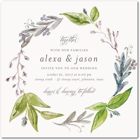 Square Wedding Invitations by 17 Best Ideas About Square Wedding Invitations On